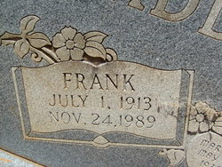 Frank Caddenhead