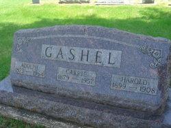 """Caroline Elizabeth """"Carrie"""" <I>Beers</I> Gashel"""