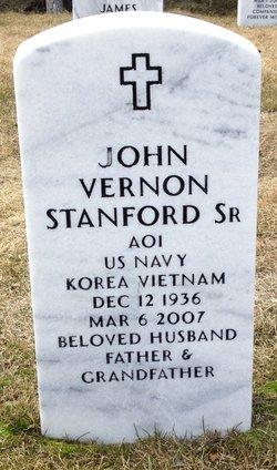 John Vernon Stanford, Sr