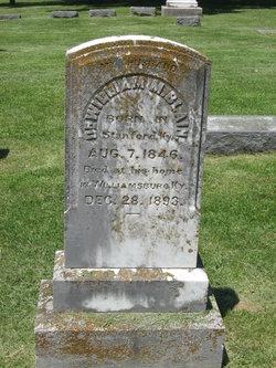 Dr William Moreland Blain