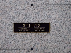 Lewis Zirkle Stultz