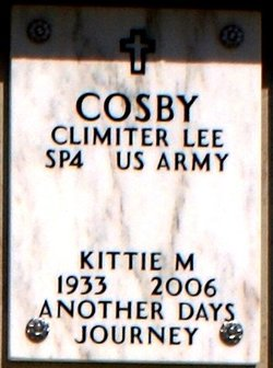 Kittie M Cosby