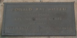 Donald Ray Bilyeu