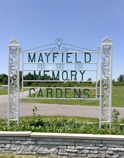 Mayfield Memory Gardens