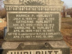 """Harriet C. """"Hattie"""" Hurlbutt"""