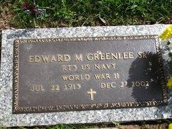 Edward Miller Greenlee, Sr