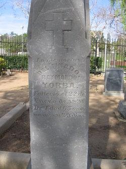 Jose Raymondo Dolores Yorba