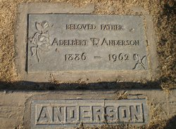 Adelbert T Anderson