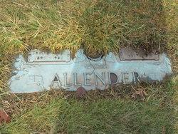 Frederick J Allender