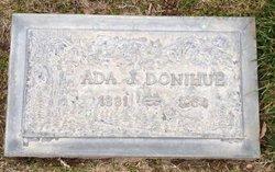 "Addie John Mahoney ""Ada"" <I>Reynolds</I> Donihue"