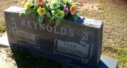 Lillie Lee <I>Martin</I> Reynolds