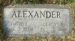 Gladys <I>Balch</I> Alexander