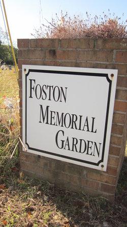 Foston Memorial Gardens