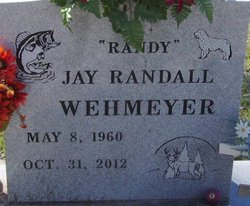 Randy Wehmeyer