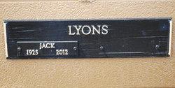 Jack Gamet Lyons