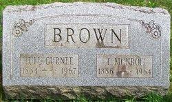 T. Munroe Brown
