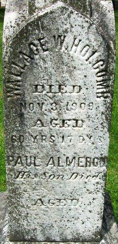 Paul Almeron Holcomb