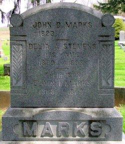 Delia A. <I>Stevens</I> Marks