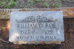 William D. Roe