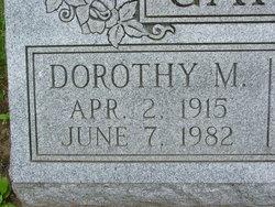 Dorothy May <I>Hiler</I> Gaffin