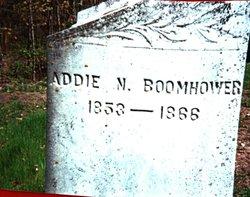 """Adelaide Nancy """"Addie"""" Boomhower"""