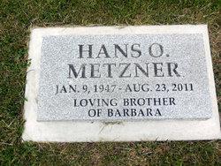 Hans O Metzner