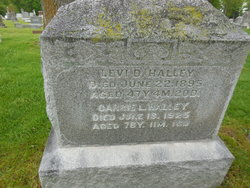 Levi D. Halley