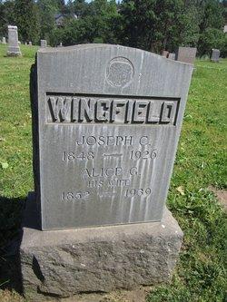 Alice Gray <I>Ramsby</I> Wingfield