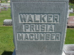 Phoebe Jane <I>Manning</I> Walker