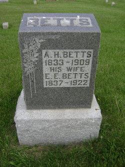Elizabeth E <I>Nash</I> Betts