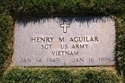 Henry M Aguilar