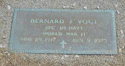 Bernard Frederick Vogt