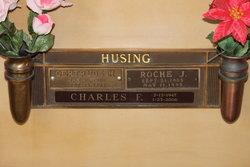 Charles F. Husing