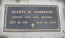 Gladys Marie <I>Johnson</I> Anderson