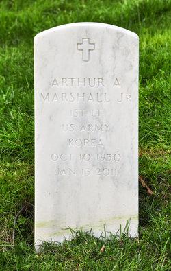 """Arthur A """"Bud"""" Marshall, Jr"""