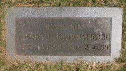 Harry Coleman Kirkpatrick
