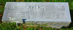 Buford Morris Ayers