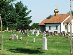 Archangel Michael Greek Orthodox Cemetery