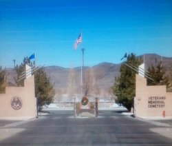 Northern Nevada Veterans Memorial Cemetery