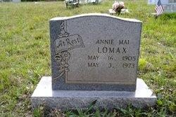 Annie Mai Lomax