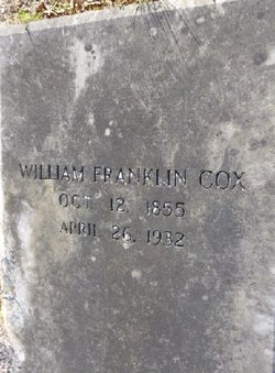 William Franklin Cox