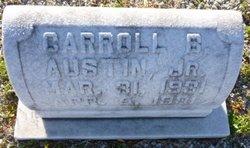 Carroll B. Austin, Jr