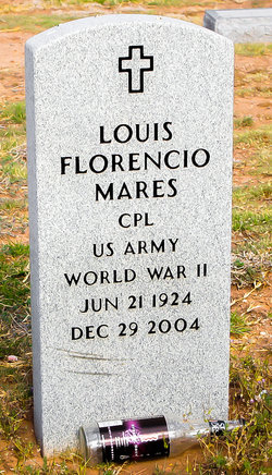 Louis F. Lawrence Mares