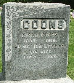 Emmaline <I>Lasher</I> Coons