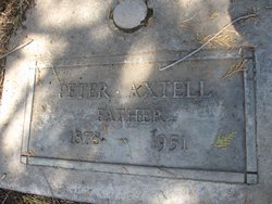 Peter Axtell