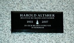 Harold Altsher