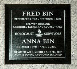 Fred Bin