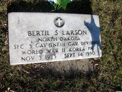 Bertil S Larson