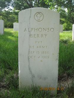 Alphonso Berry
