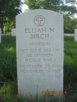 PVT Elijah Norton Birch